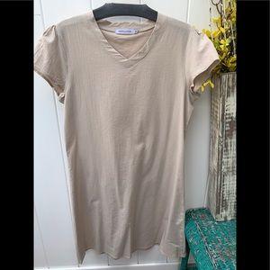 MISSLOOK 3XL tan dress